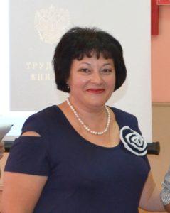 Елена Радченко