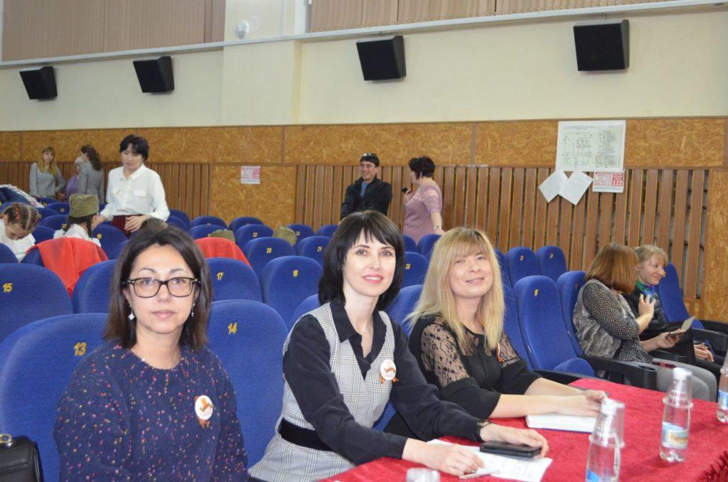 Ксения Чербакова, Елена Аксёнова, Ирина Постольникова
