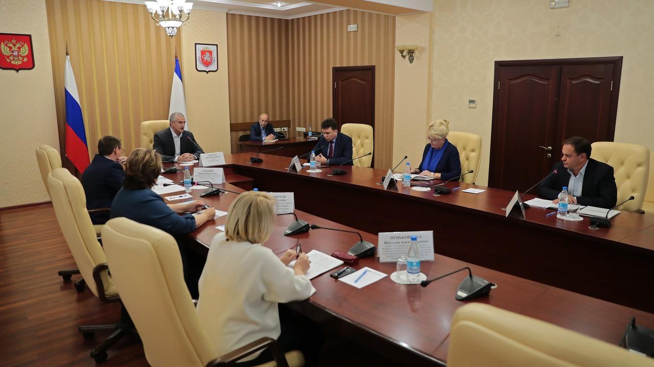 Сергей Аксёнов: С 1 июня в Крыму будет разрешена подготовка к работе санаторно-курортного комплекса
