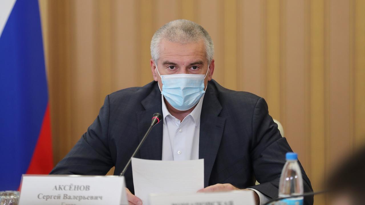 Сергей Аксёнов призвал крымчан не забывать о соблюдении необходимых требований Роспотребнадзора