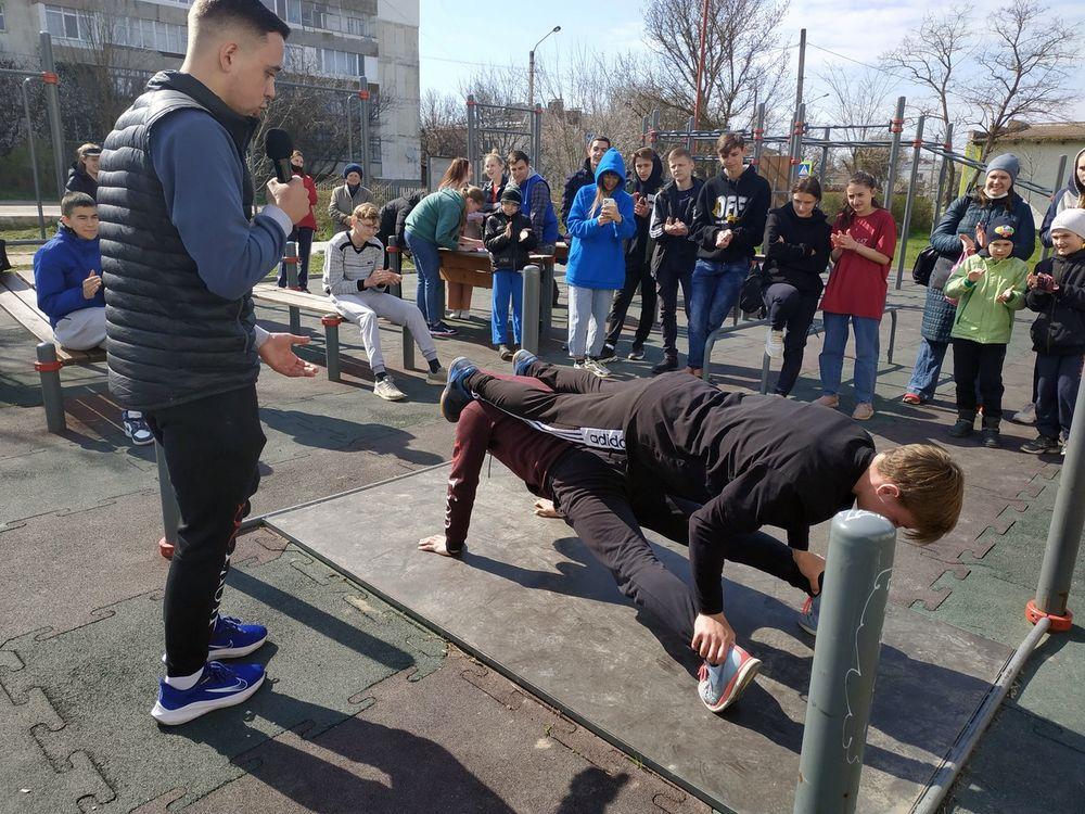 """В посёлке Раздольное прошёл """"День здорового образа жизни"""""""